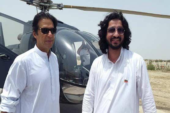 PA: Imran Khan picks Dost Mazari as nominee for deputy speaker