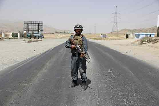 Key Afghan city turned into 'ghost town' by deadly battles