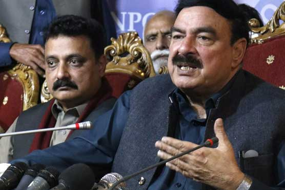 Sheikh Rasheed likely to be given railways ministry
