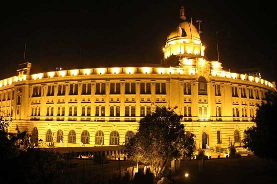 In Pictures: Illuminated buildings on the eve of 72nd Independence Day