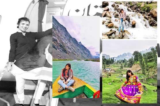 Promoting Pakistan: Social media lauds Travel blogger Eva Zu Beck