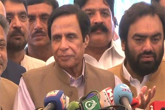 Returning to Punjab Assembly after 14 years, says Pervaiz Elahi
