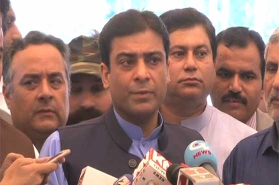 Hamza Shahbaz announces to raise election rigging issue on every forum