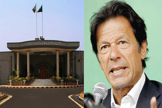 Imran Khan has reservation about IHC bench