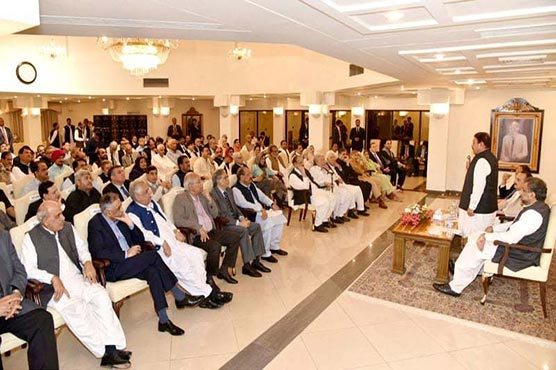 Forward bloc emerges in PML-N ranks as 15 MPAs rebel