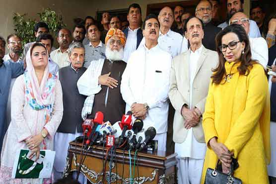 Joint Opposition is not that joint against PTI