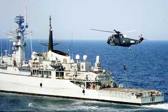 Pakistan, China hold maritime dialogue