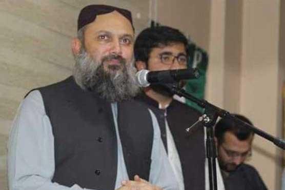 Jam Kamal takes oath as Balochistan CM