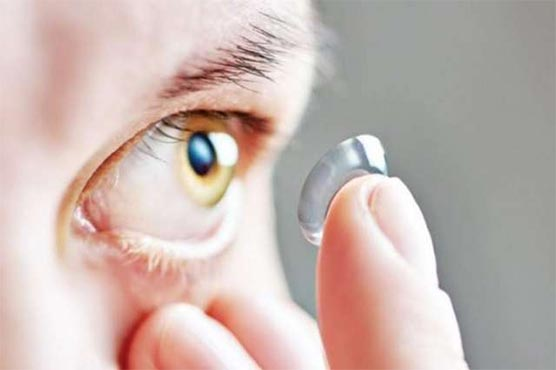 Discarded contact lenses lead to rising microplastic pollution