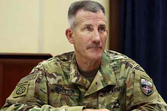 Afghanistan has 'unprecedented' opportunity for peace: US general