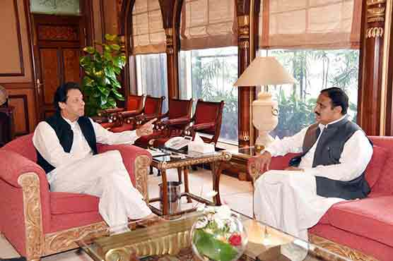 PM Imran directs Punjab CM Buzdar to bring revolutionary changes in province