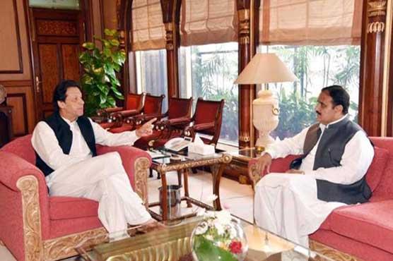 PM Imran, Punjab CM agree to keep provincial cabinet small