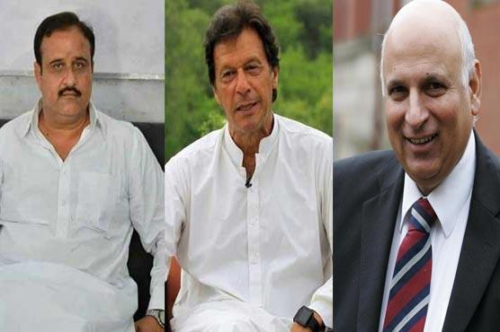 PM Imran summons Punjab CM, Sarwar to finalize provincial cabinet