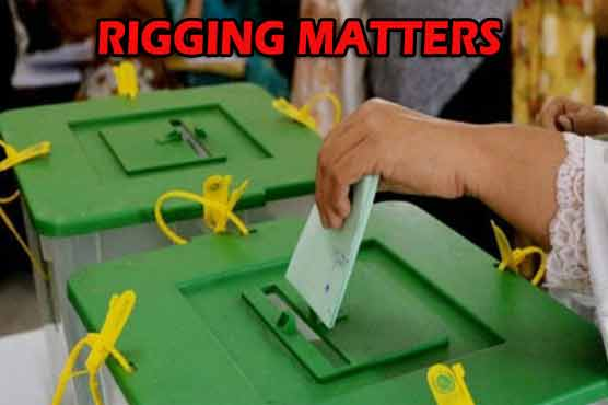 Failure of RTS system: why Pakistan could not get rid of rigging?