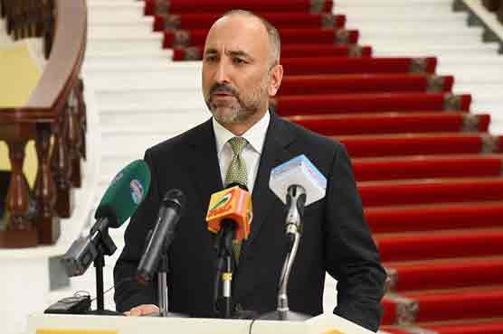 Afghanistan's national security adviser resigns in break with president