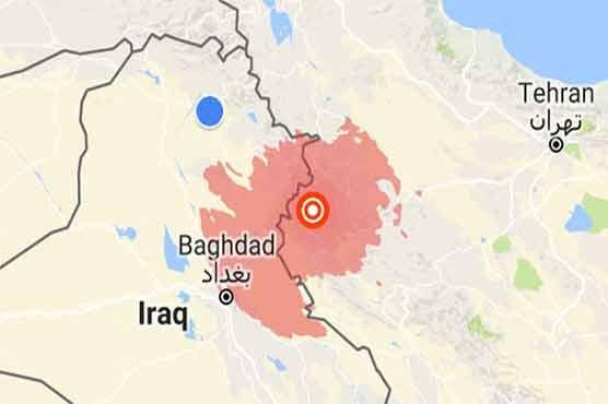 2 killed in 5.9-magnitude Iran quake