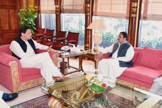 PM Imran to finalize provincial cabinet with Punjab CM, governor today