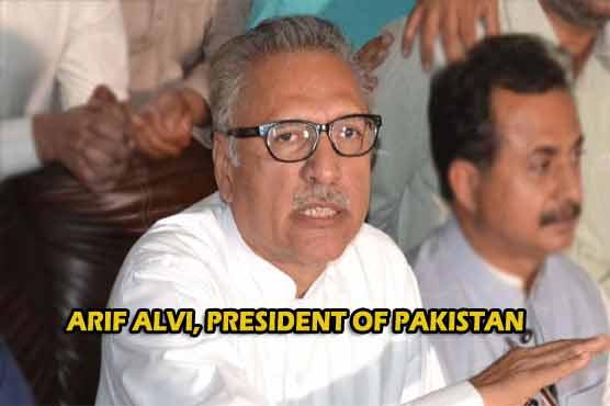 Arif Alvi, next President of Pakistan: PTI does have majority