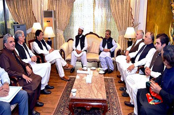 Senator Hidayat Ullah Khan joins PTI