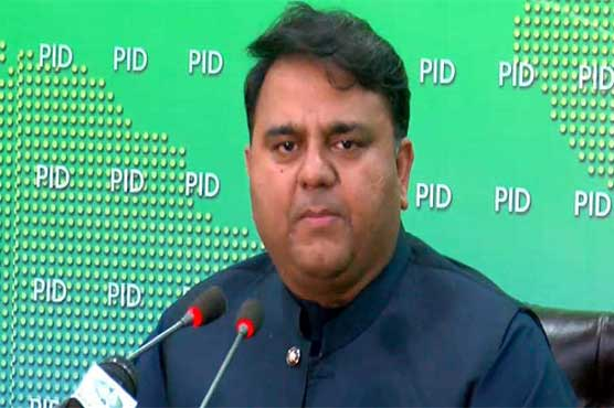 Resolution demanding Fawad Chaudhry's resignation submitted in Punjab Assembly