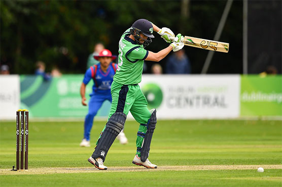 Ireland beat Afghanistan by three wickets to level ODI