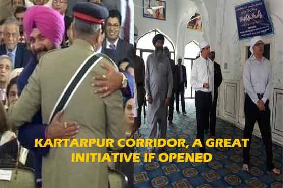 Opening of Kartarpur corridor: bringing Pakistan and India closer through borders