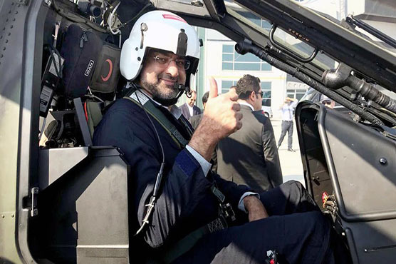 Heli trips cost Rs20000 per minute, says Shahid Abbasi