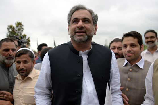 Abbasi, Abid Sher among 17 candidates files nomination papers for NA-124 by-polls