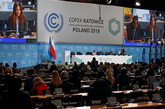 World urged to tackle 'urgent threats' as United Nations  climate talks begin
