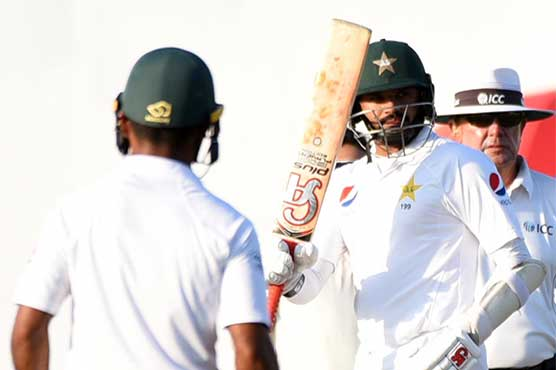 Yasir closes on record as New Zealand struggle in final Test