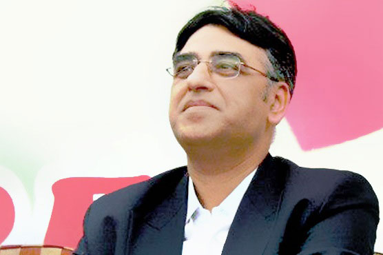 Asad Umar for timely completion of all FATF action plans