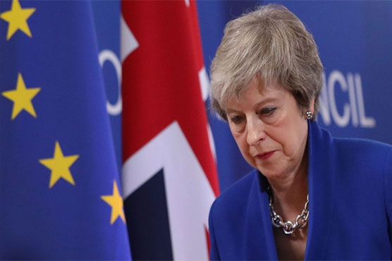 PM May To Address Lawmakers Amid Postponed Brexit Vote Reports