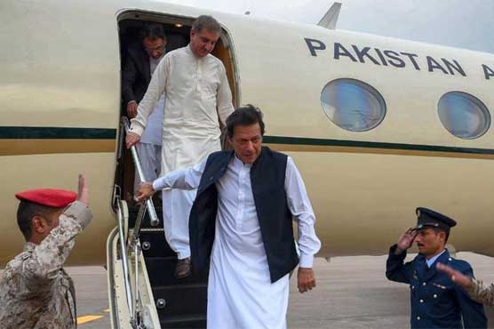Expense details of PM Imran's foreign visits presented in NA