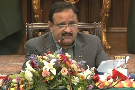 Punjab CM holds maiden press conference