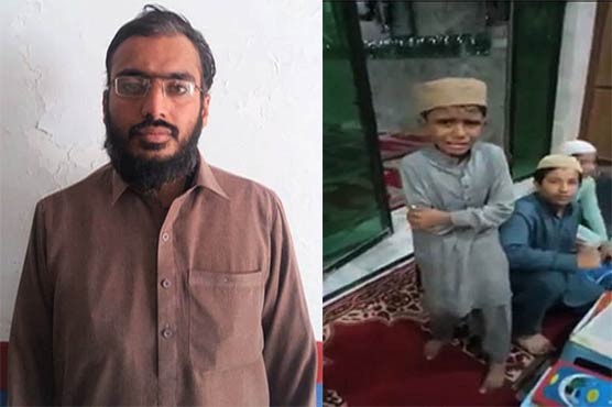 Police arrest madrassa teacher over torture of minor student in