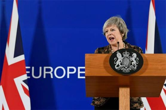 UK PM rebuffs growing calls for second Brexit referendum