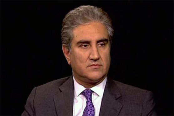 Govt committed to take terror war to its logical conclusion: Qureshi