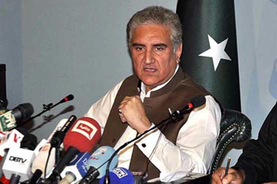 Credit of Pakistan brokered US-Taliban talks goes to PTI govt: FM