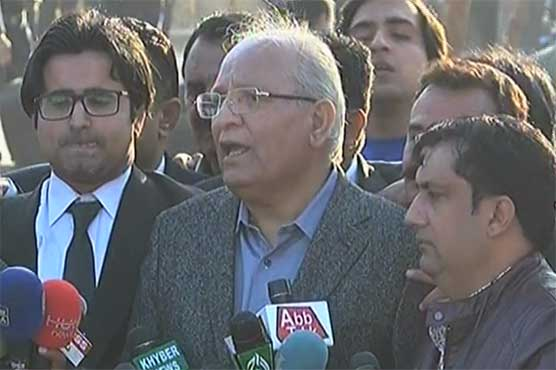 Slip of tongue: Nawaz Sharif only leader to end CPEC, says Mushahid Ullah
