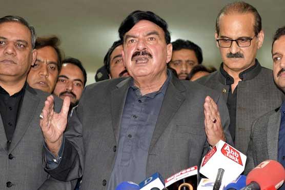 PM Imran has no role in today's verdict against Nawaz Sharif: Sheikh Rasheed