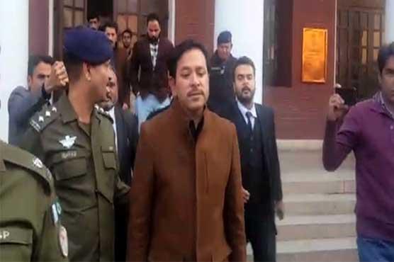 PMLN lawmaker Afzal Khokhar arrested in land grabbing case