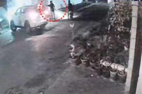 Dunya News obtains CCTV footage of Ali Raza Abidi's murder