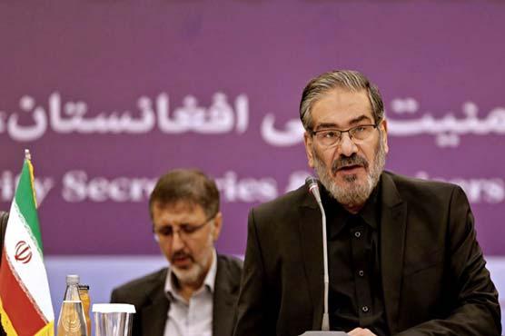 Iran held talks with Afghan Taliban amid peace push