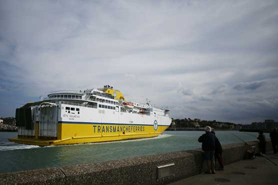 UK splashes £100 million on ferries to ease Brexit fears