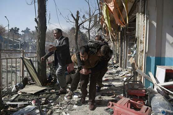 Iran says Afghan Taliban were in Tehran for peace talks