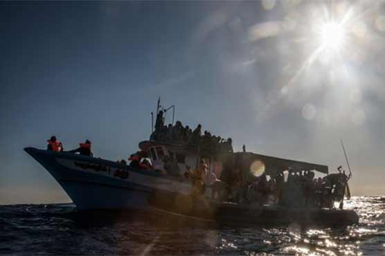 Ninety migrants, mostly Pakistanis, feared dead in shipwreck off Libya: IOM