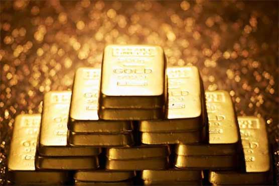 Gold price declines sharply in Pakistan