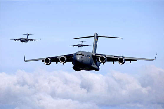 Afghanistan becomes main theater of operations for US Air Force