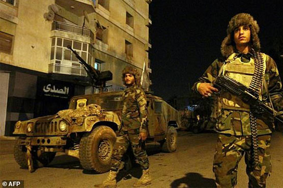 One killed, 62 wounded in mosque attack in Benghazi