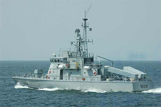 Joint Pak-Saudi naval exercise commences at Al Jubail
